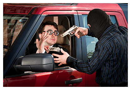 Los Angeles Robbery Attorney